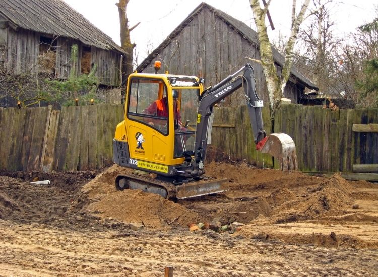 trenching services geelong