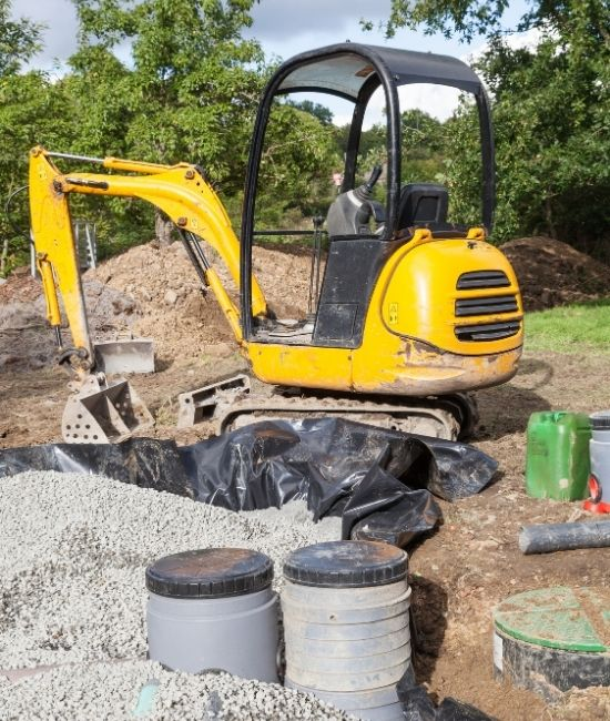 plumbing excavation contractor geelong