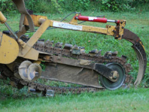 trenching contractor geelong